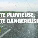 #Quandilpleut, adaptez votre vitesse aux conditions #météo ! @meteofrance #meteofrance #VigilanceOrange https://t.co/ZT8eriGrJo