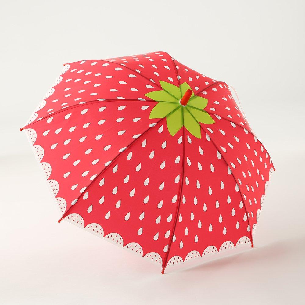 【NEW】 フルーツKIDS傘 各¥300+税 雨の日しか使えないのが残念になるくらい、トロピカルにカワイイ傘です♪ https://t.co/zIK6Np6Uvz       #3COINS https://t.co/GstlcORfDH