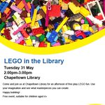 Lots of fun holiday #thingstodowithkids at #chapeltown @leedslibraries today! #leeds #halfterm #ilovelego https://t.co/8g3s2xBPBg