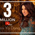 #NKO 3 million views for #DeniYaDana Music Video https://t.co/G5a9x1aG1H https://t.co/12DKbyiPF0