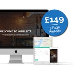 Professional Responsive 3 page Website, Domain & Hosting. ONLY £149 #northeasthour #grow https://t.co/ShZjKZmYFF https://t.co/s2YB5gRn8B
