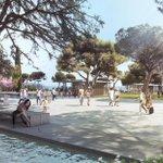 Voici à quoi devrait ressembler la future colline du château de #Nice06 https://t.co/0uDmRInCDL https://t.co/XKOmi9MXCJ
