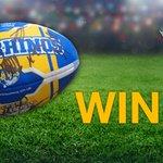 24 HOURS TO GO! Fancy winning a ball signed by @LeedsRhinos? Follow us, @MyClubBetting & RT. #RhinosBallMCB https://t.co/DmjELsO8eh