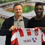 Aloy Ihenacho wechselt vom @Schanzer zum FC RWE und unterschreib einen Vertrag bis 30.06.2018. Herzlich willkommen! https://t.co/CCtI2OoYP1