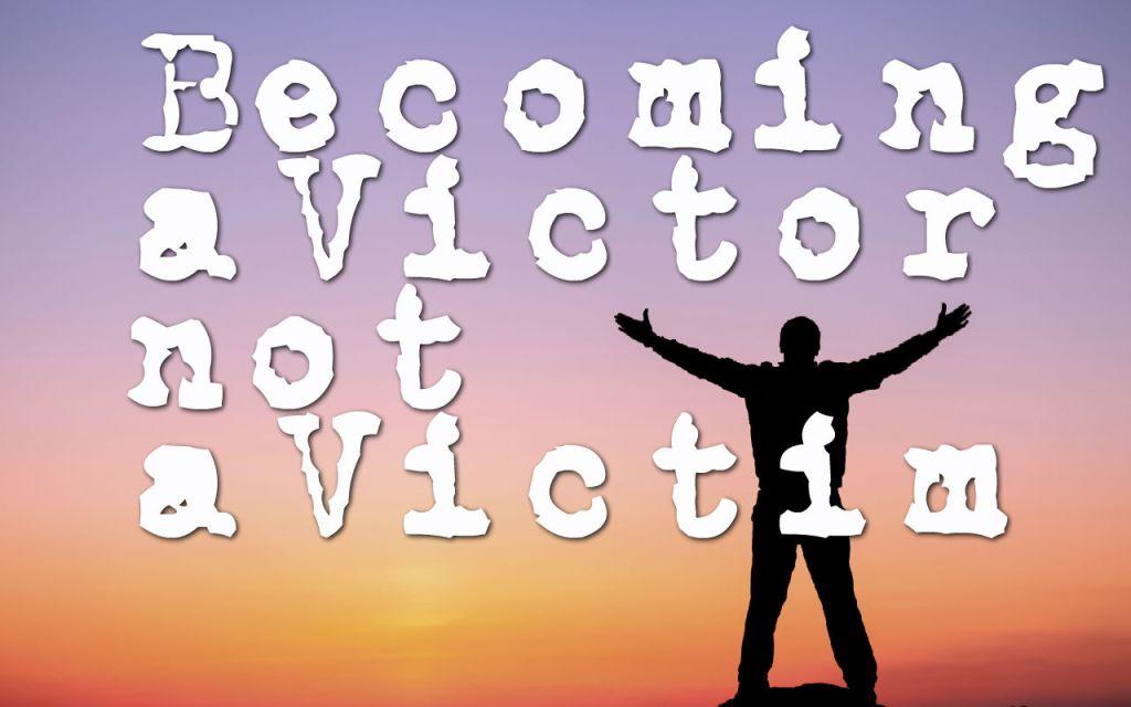 Seven Secrets to Becoming a Victor not aVictim https://t.co/gJzI6RkTTv https://t.co/V4AvKmFJ7s
