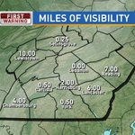 Some patchy fog in some spots this morning! #WakeUpRightCBS21 https://t.co/3lRzaPUByy