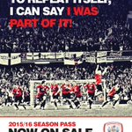 Anyone remember this Season Ticket advert from last year? #CalledIt https://t.co/25865qaE6q