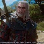 Geralt ya es más civilizado que muchos de vosotros https://t.co/FBAG5allQA