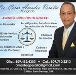 Abogado. Derecho Penal. Fraudes Bancarios. Estafas. Falsificaciones y Delitos Económicos. @amadeoperalta https://t.co/wEdEbLzAld