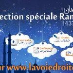 Ramadan : Comment Acceuillir Ramadan Par Ibrahim Abou Talha https://t.co/d4QLpZE8lS https://t.co/SpGVpQemZq