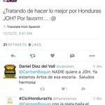@HildaHernandezA @marcaHONDURAS @JuanOrlandoH aquí casual en la doble moral de @CarmenBoquin LAMENTABLE #Corruptos https://t.co/1ML8peZuuc