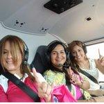 FOTOS: Admite esposa Rosselló viajó en helicóptero para ir a campaña https://t.co/EpDUB3UdMU #NotiUno630 https://t.co/8ClH9Jtckc