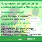 #BuenMartes Gripe: el listado completo de los lugares para vacunarse en Córdoba. ???????????? https://t.co/JUZQaYvaDW … https://t.co/k9aNidgkY7