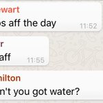 Got a couple of English uni pals that dont understand our patter and its class https://t.co/86XpFU0GAW
