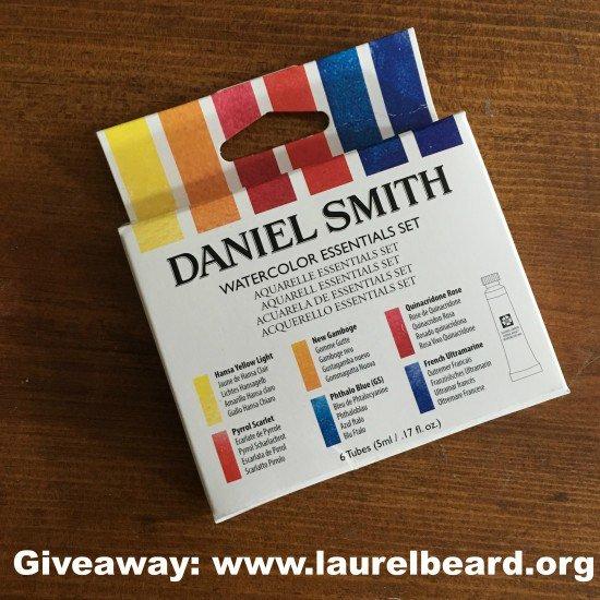 Daniel Smith Watercolor Essentials Set GIVEAWAY #laurelbeard #giveaway… https://t.co/lFJNfz3KN8 https://t.co/nj57CG1vNr