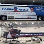 Desde ahora Ricky Rosselló le miente sobre la naturaleza d su helicóptero a PR y a la prensa. Igual a AGP mintiendo. https://t.co/qv3A5ev42Y