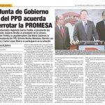 @VoceroPR sobre rechazo unánime Junta @ppdpr a Junta Control Fiscal y PROMESA q incluye mi solicitud a @TuCamaraPR https://t.co/g3qjoT6Le5