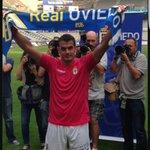 Esteban es el Real Oviedo.Es el orgullo de un club,una cantera y un color.Esteban soy yo animando. Esteban es eterno https://t.co/nMnMhs09gd
