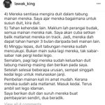 Nak sesuatu kena ada usaha. I think the youth nowadays should learn from this story https://t.co/D6EY5jF4IL