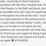 Thankyou @bfc_official ???? https://t.co/7938n4Cl36