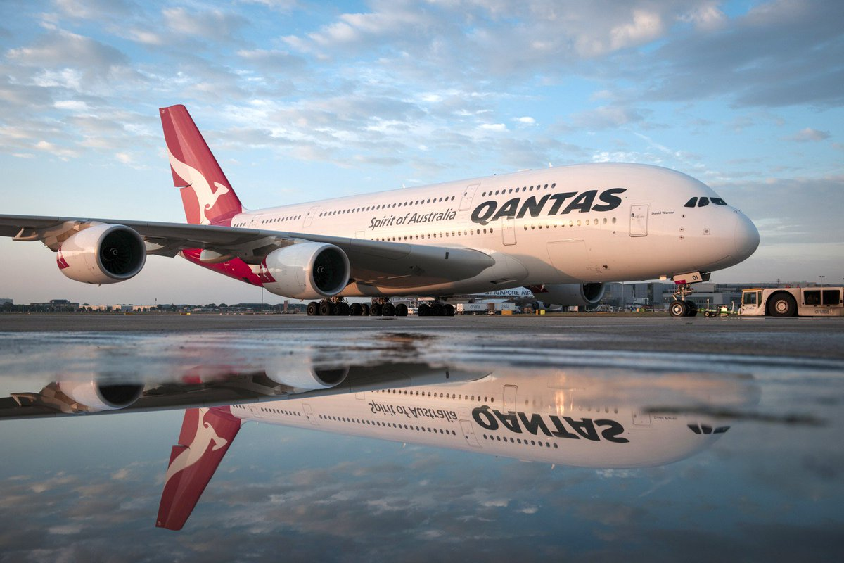 Tell us your story for a chance to win a trip for two with @Qantas!