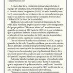 Artículo del @VoceroPR sobre nuestro cierre de campaña. #EnRRuta #RRyJGO https://t.co/Gz4h7Jdcyx