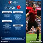 OFFICIAL #EURO2016 SQUAD Turkey announce their 23... https://t.co/ne3bidpNSH
