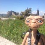 THE KING OF THE WORLD! #Edinburgh skyline selfie on the roof #socialstroll #edfilmfest https://t.co/16Q58VirjM
