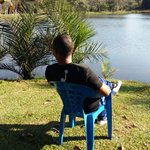 Relaxing somewhere in Zambia. Great sunny afternoon. https://t.co/4zduonzWO8