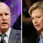 JUST IN: California Gov. Jerry Brown endorses Clinton https://t.co/HB3PfLEvTE https://t.co/RbFrkMgzed
