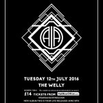 .@WeAreAugustines at @giveitsomewelly on 12th July 2016. #hull Tickets - https://t.co/M3rBhhNJlU https://t.co/PxkPnhN6N5