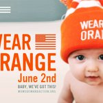 .@MomsDemand is my #TuesdayMotivation to fight for #gunsense and #wearorange on June 2: https://t.co/GRvs8MamAl https://t.co/GUG92dldrm