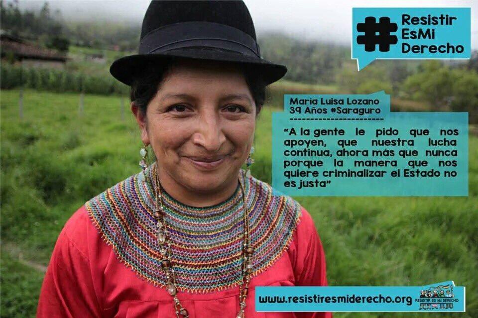Encuentre las diferencias: R.Carrión 3 meses d prisión por peculado, Luisa Lozano 4 años por interrumpir una vía. https://t.co/jPXdnYJAki