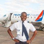 Zambias youngest pilot Kalenga Kamwendo has clocked up 1,000 hours! #zambia #winning #pilot #futurecaptain https://t.co/Xufday3rE3