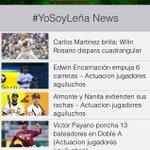 Presentamos la nueva versión de #YoSoyLeñaAPP Disponible en Android y pronto en iOS https://t.co/ffMHsfZwkR