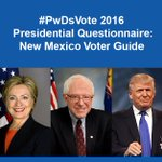 @abqbubba Check out the #NMPrimary #disability voter guide: https://t.co/Ywxgwscf3s. Primary on June 7th! https://t.co/C88avy6d2q