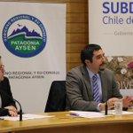 Intendente lidera Mesa de Desarrollo Regional Público-Privada de Subdere Aysén junto a autoridades regionales. https://t.co/Zn51bJIUHR