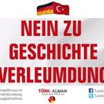 NEIN ZU GESHICHTE VERLEUMDUNG  1 Juni | 18:00 | Brandenburg  #BundestagdaSoykırımYalanı https://t.co/MdbqLBkIeS