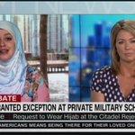 Student decides not to attend The Citadel over Muslim hijab https://t.co/vDySImMiqB #chsnews #scnews https://t.co/mCgZxlpNJn