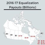 Where do this years equalization payments go in Canada? #cdnpoli #ableg #bcpoli #yqr #yyc #onpoli #Quebec #maritimes https://t.co/DC5IN1aEV7