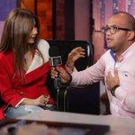 @NancyAjram آآآخ يا قلبي ????❤️❤️ #هيدي_نانسي و #هيدا_حكي الليلة الساعة ٨:٤٥ عال @mtvlebanon https://t.co/wGuvxyL0DQ