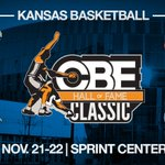 #kubball visits Kansas City for the previously-announced CBE Hall of Fame Classic ???? Nov. 21-22 ???? Sprint Center https://t.co/sbErUCSJMi