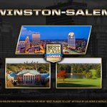 """Winston-Salem was ranked by U.S. News & World Report in their 2016 """"100 Best Places To Live"""" article. https://t.co/SjZVM9Taak"""