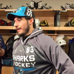 """""""If my name is called, Ill be ready to go."""" - Nieto #SJSharks #StanleyCup https://t.co/ZR8V3LX1Fv"""