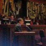 En #Sesión390 @AsambleaEcuador debatimos sobre #DiaDeLaNiñez @unicefecuador interviene #JorgeValles https://t.co/8NczMcBX8P