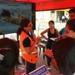 #SGR participa en feria para informar a la ciudadanía sobre prevención ante #Multiamenazas #Guayaquil https://t.co/NY7TqqMBdq