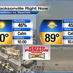 Outside from the downtown to the beaches. @WJXT4 https://t.co/yswsSyPp8p