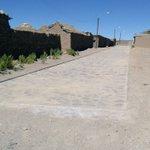 A 4.000 mt snm, Minvu mejorando calidad vida en Mauque. Seremi y municipio d Colchane entregan Pav Participativos https://t.co/NGgtEeH3jF