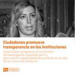 ¡Sigue en ????DIRECTO la declaración de Susana Díaz en la #ComisiónInvestigación! ????https://t.co/I3fp4mMTCI ???? https://t.co/Q5ZJw2gvs1