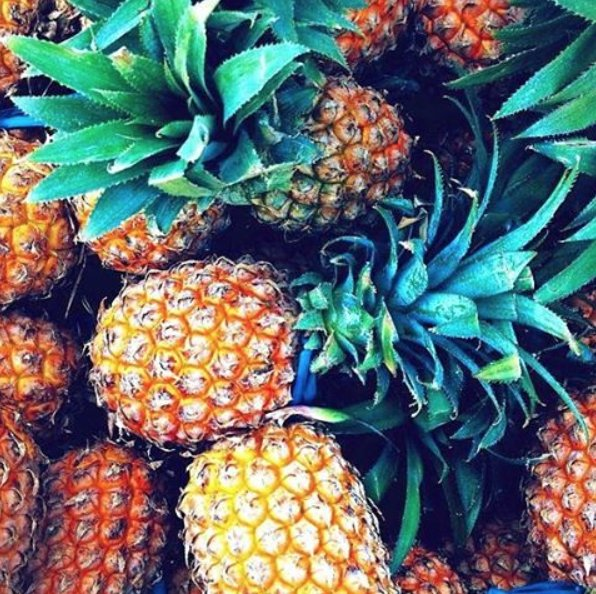 """""""Be a pineapple. Stand tall, wear a crown, and be sweet on the inside."""" #Repost -Reese Witherspoon"""
